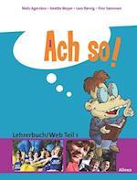 Ach so! Teil 1, Lehrerbuch/Web (Ach so!)