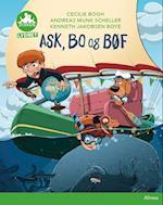 Ask, Bo og Bøf (Læseklub)