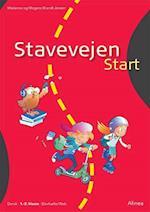 Stavevejen Start, Elevhæfte, 1.-2. kl./Web (Stavevejen)