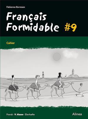 Français Formidable #9, Cahier