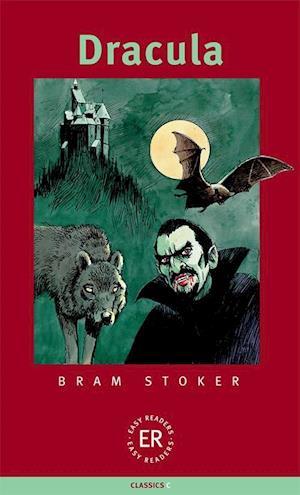 Bog hæftet Dracula af Bram Stoker