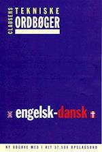 Engelsk-dansk teknisk ordbog (Clausens tekniske ordbøger)