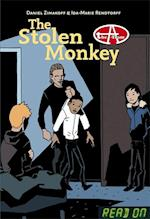 The stolen monkey (Read on - Teen readers - The A-Team, nr. 2)