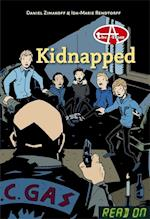 Kidnapped (Read on - Teen readers - The A-Team, nr. 3)