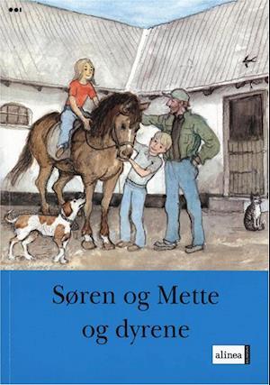 Søren og Mette og dyrene