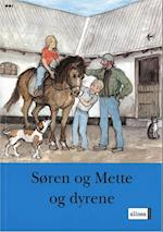 Søren og Mette og dyrene (S og M-bøgerne, nr. 1)
