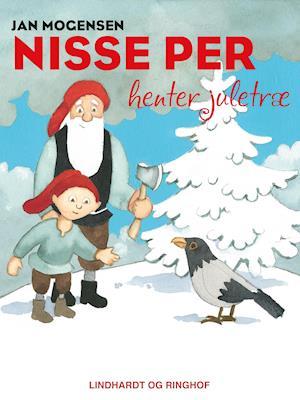Nisse Per henter juletræ
