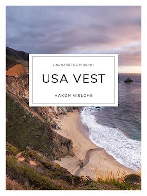 USA vest
