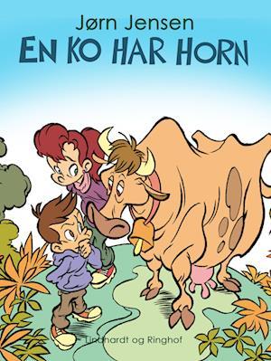 En ko har horn