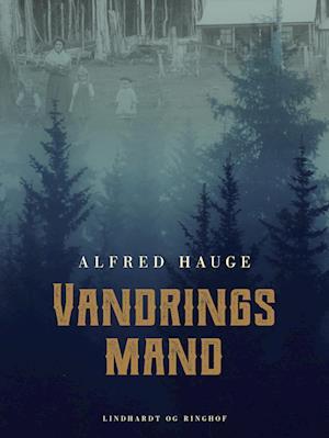 Billede af Vandringsmand-Alfred Hauge-E-bog