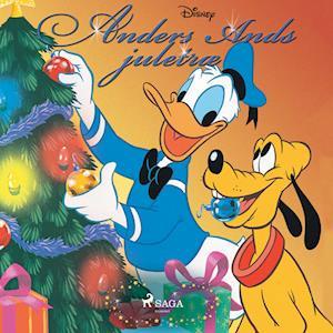 Billede af Anders Ands juletræ-Disney-Lydbog