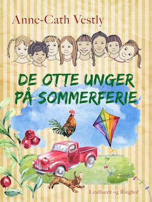 De otte unger på sommerferie