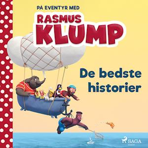 På eventyr med Rasmus Klump - De bedste historier