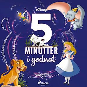 Fem minutter i godnat - Disneys klassikere