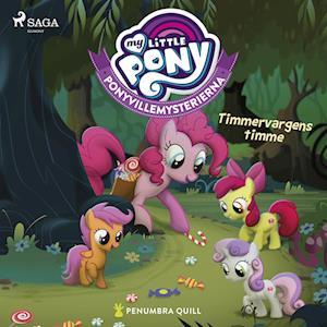 Ponyvillemysterierna - Timmervargens timme