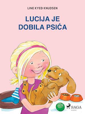 Lucija je dobila psica