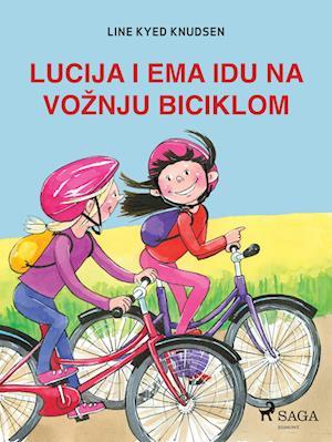 Lucija i Ema idu na vožnju biciklom