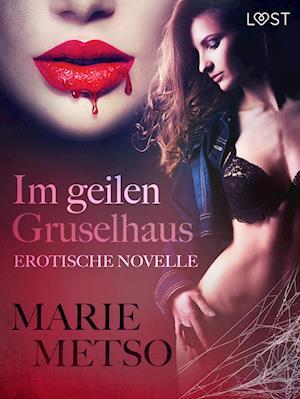 Im geilen Gruselhaus: Erotische Novelle