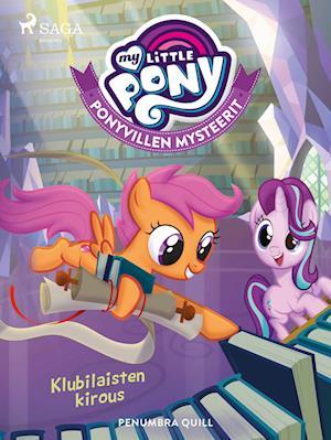 My Little Pony - Ponyvillen Mysteerit - Klubilaisten kirous