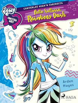 My Little Pony - Equestria Girls - Pallo hallussa, Rainbow Dash