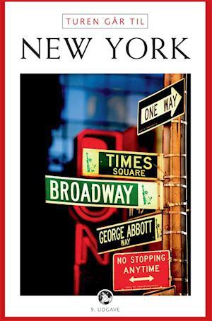 Bog, hæftet Turen går til New York af Minna Skau