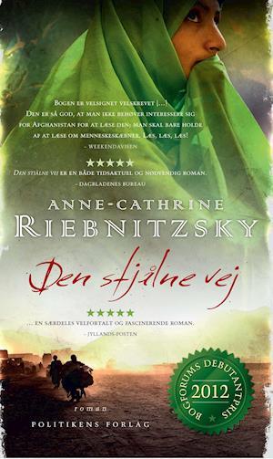 Bog, hæftet Den stjålne vej af Anne-Cathrine Riebnitzsky