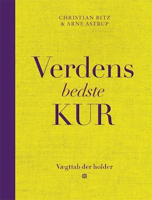 Bog, hardback Verdens bedste kur af Christian Bitz