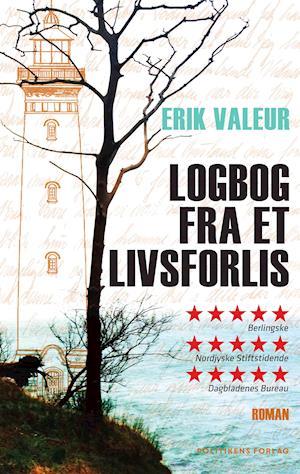 Bog indbundet Logbog fra et livsforlis af Erik Valeur
