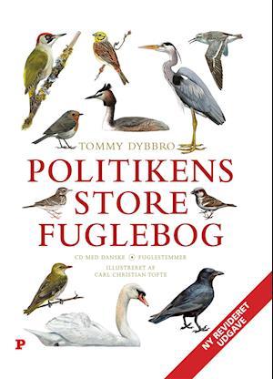 Bog & CD Politikens store fuglebog af Tommy Dybbro