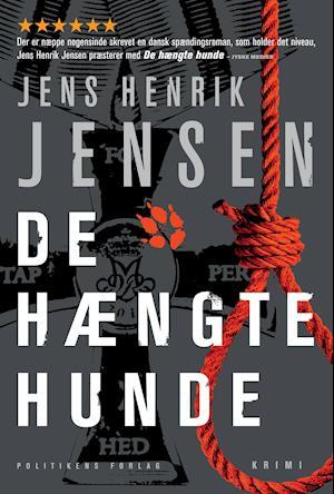 Bog, indbundet De hængte hunde af Jens Henrik Jensen