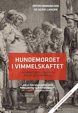 Bog, hardback Hundemordet i Vimmelskaftet af Peter Henningsen