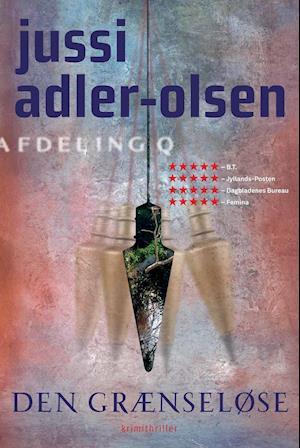 Bog, hæftet Den grænseløse af Jussi Adler-Olsen