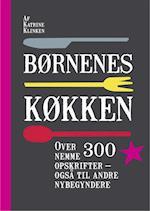Børnenes køkken af Katrine Klinken