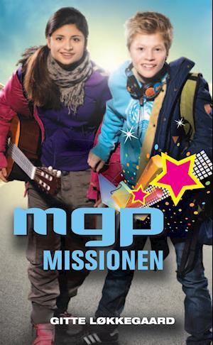 Bog, hæftet MGP missionen af Gitte Løkkegaard