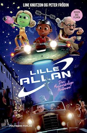 Lille Allan - den menneskelige antenne af Line Knutzon, Peter Frödin