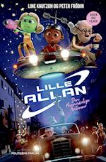 Lille Allan - den menneskelige antenne (Lille Allan, nr. 1)