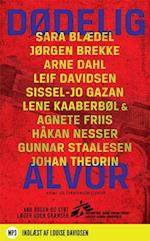Dødelig alvor af Håkan Nesser, Jørgen Brekke, Lene Kaaberbøl