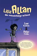 Lille Allan - den menneskelige antenne (Politikens børnebøger)