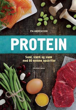 Bog, indbundet Protein af Pia Andreassen
