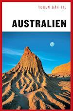 Turen går til Australien (Politikens rejsebøger - Turen går til)