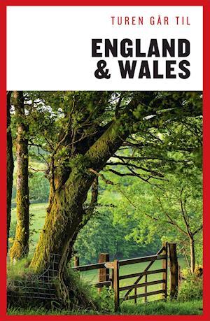 Bog hæftet Turen går til England & Wales af Kim Wiesener Kristoffer Flakstad