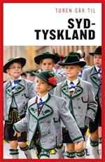 Turen går til Sydtyskland (Politikens rejsebøger - Turen går til)
