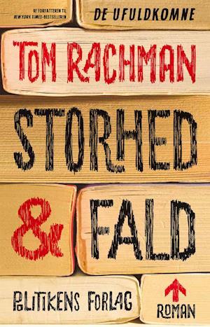 Bog, indbundet Storhed og fald af Tom Rachman