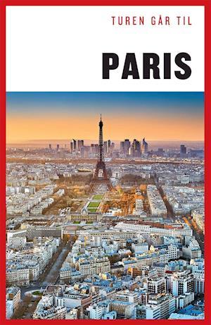 Bog, hæftet Turen går til Paris af Aske Munck