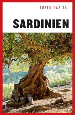 Bog hæftet Turen går til Sardinien af Cecilie Marie Meyer