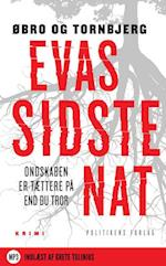 Evas sidste nat (Katrine Wraa serien)