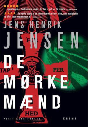 Bog, indbundet De mørke mænd af Jens Henrik Jensen