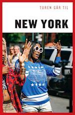 Turen går til New York (Politikens rejsebøger - Turen går til)