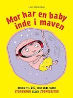 Mor har en baby inde i maven