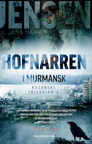Bog, paperback Hofnarren i Murmansk af Jens Henrik Jensen